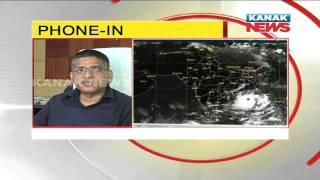 Cyclone May Hit Odisha On 28th October