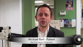 Michael Burt: No More Neck Pain