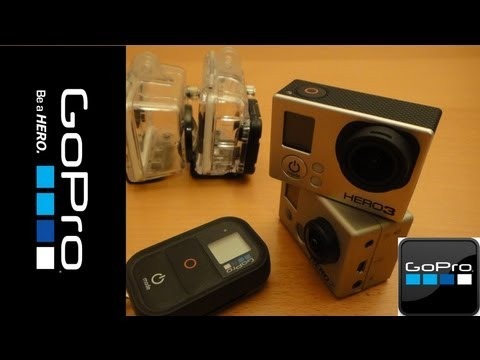 Download comparatif GoPro hero 3 Black edition VS GoPro HD2 - FR free