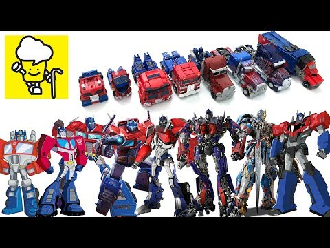 Xxx Mp4 Different Optimus Prime Transformer Robot Truck Toys ランスフォーマー 變形金剛 Movie Robots In Disguise 3gp Sex