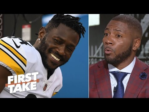 Ryan Clark not backing down on Antonio Brown criticisms First Take