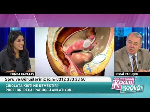 Prof. Dr. Recai Pabuçcu İle Kadın Sağlığı - Beyaz Tv 3.Bölüm (25.06.2016)