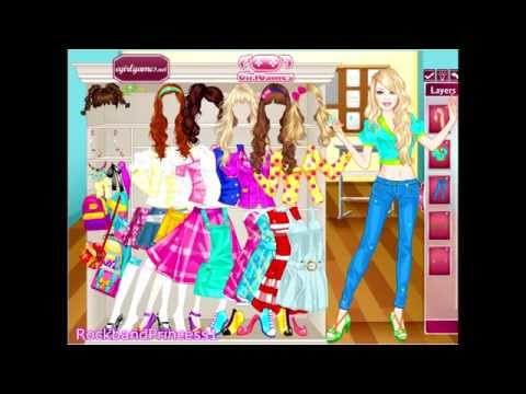 Xxx Mp4 Barbie School Girl Dress Up Game Girls Games 3gp Sex