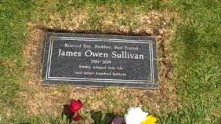 The Rev's Grave