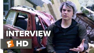 X-Men: Apocalypse Interview - Evan Peters (2016) - Action Movie HD