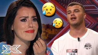 Judge BREAKS DOWN During Returning Contestant's Audition | X Factor Global
