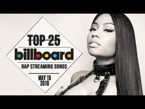 Download Top 25 • Billboard Rap Songs • May 19, 2018 | Streaming-Charts HD Mp4 3GP Video and MP3