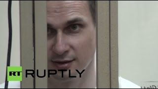 Russia: Ukrainian film director Sentsov pleads not guilty to terrorism charges