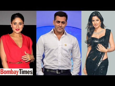 Kartina-Salman-Kareena: India's Most Admired Celebs - BT