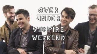 Vampire Weekend - Over / Under