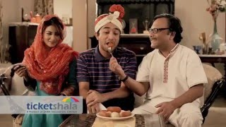 Ticketshala.com | New TVc - Bibaho | Free Classifieds | Jovan | Mukit Zakaria | Irin Afroz | Adnan