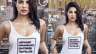 Priyanka Chopra PISSES off Twitterati with her latest mag cover shoot