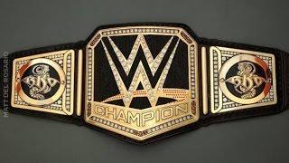 TOP 10 CAMPEONES WWE 2010-2014