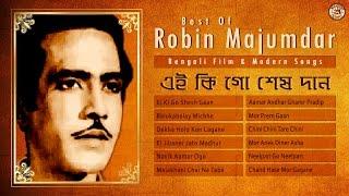Best Of Robin Majumdar | Hit Bengali Modern Songs of Robin Majumdar | Bengali Film Songs