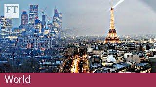 British v French economies | World