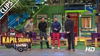 Kappu ko pinch karne ka mauka mil gaya - The Kapil Sharma Show - Episode 8 - 15th May 2016