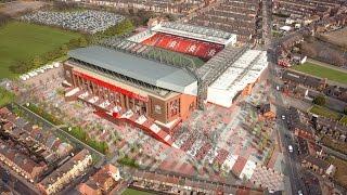 English Premier League Stadiums 16/17!!