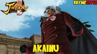 One Piece - Akainu vs Luffy & Ace (J-Stars Victory VS)