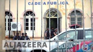 Brazil drug gang rivalry blamed for prison riots