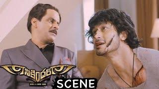 Manoj Bajpayee Trapped Vidyut Jamwal - Emotional Scene - Latest Telugu Movie Scenes