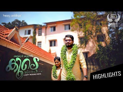 Xxx Mp4 Wedding Movie KOODE Kerala Best Hindu Wedding Highlights 2018 Arjun Sneha By Happy Weddings™ 3gp Sex