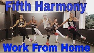 Work from Home - Choreography | Coreografia fitness Zumba