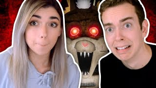 TRY TO SCARE SHUBBLE | Tattletail with Parker Part 2