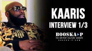 Kaaris : « Le Rap divise les gens, alors que ça devrait rassembler ! » [Interview 1/3]