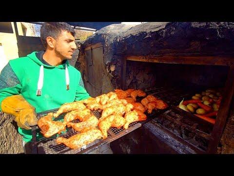 Xxx Mp4 Palestinian Food RARE Quot Zarb Quot BBQ Arabic Cooking In Bethlehem STREET FOOD In Palestine 3gp Sex