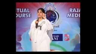 BK Shivani - Brahma Kumaris Raja Yoga 1 - Discovering The Self (Hindi)