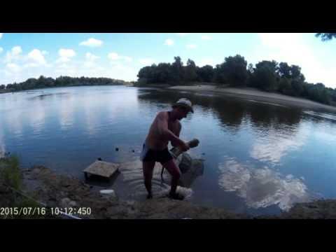 рыбалка в районе пироговки