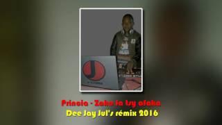 Princia - Zaho efa tsy afaka Remix By Dee Jay Jul's 2K16
