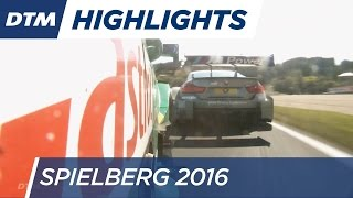DTM Spielberg 2016 - Highlights - Extended Edition