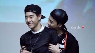 Markson Moments♡ (GOT7 Mark & Jackson) #2