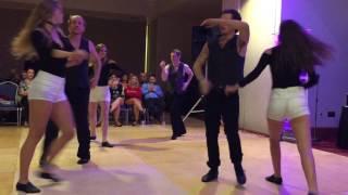 Brazil Dance 2016 Fri 4