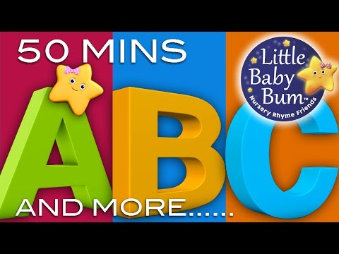 ABC Song ABC Songs Plus Lots More Nursery Rhymes from LittleBabyBum