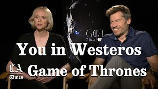 If Game Of Thrones Were Real, Who Would You Be? | Los Angeles Times