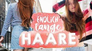 10 Tipps für LANGE & GESUNDE HAARE | Meine Routine