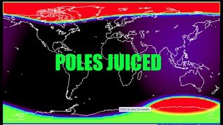 Ionosphere HOT - N & S Poles juiced | Quake Warning 16th and 19th (guaranteed)