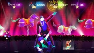 PSY - Gangnam Style | Just Dance 4 | DLC Gameplay