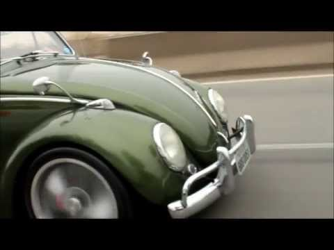 Fusca Turbo 1965 Turbo Green