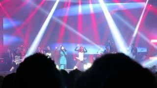[FANCAM] Shila Amzah - OVERDOSE (EXO) LOVE LIVE IN MY 140913