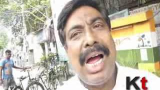 KT exclusive interview of TMC candidate at ward no 4 Goutam Halder