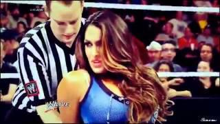Nikki Bella y Brock Lesnar ~LOVE  Animals Greiler gonzales wwe