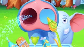 Fun Animal Jungle Care - Kids Learn To Treat Jungle Animals | Animal Care Kids Games