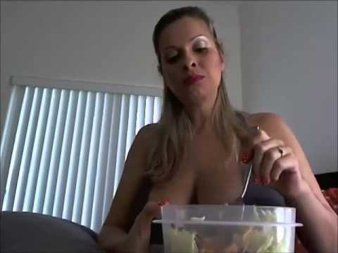 sexy bloated lunchtime
