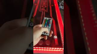 Homemade Beerpong Table!
