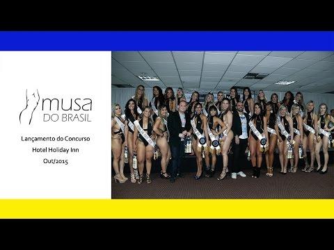 Musa do Brasil 2015