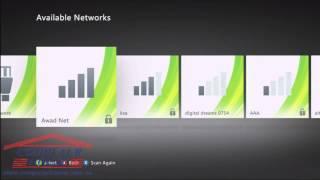 شرح ربط جهاز الاكس بوكس على الانترنت