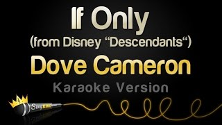 Dove Cameron - If Only (from Disney
